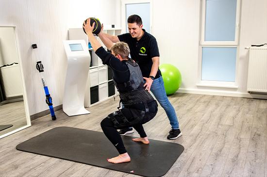 EMS-Trainingstherapie